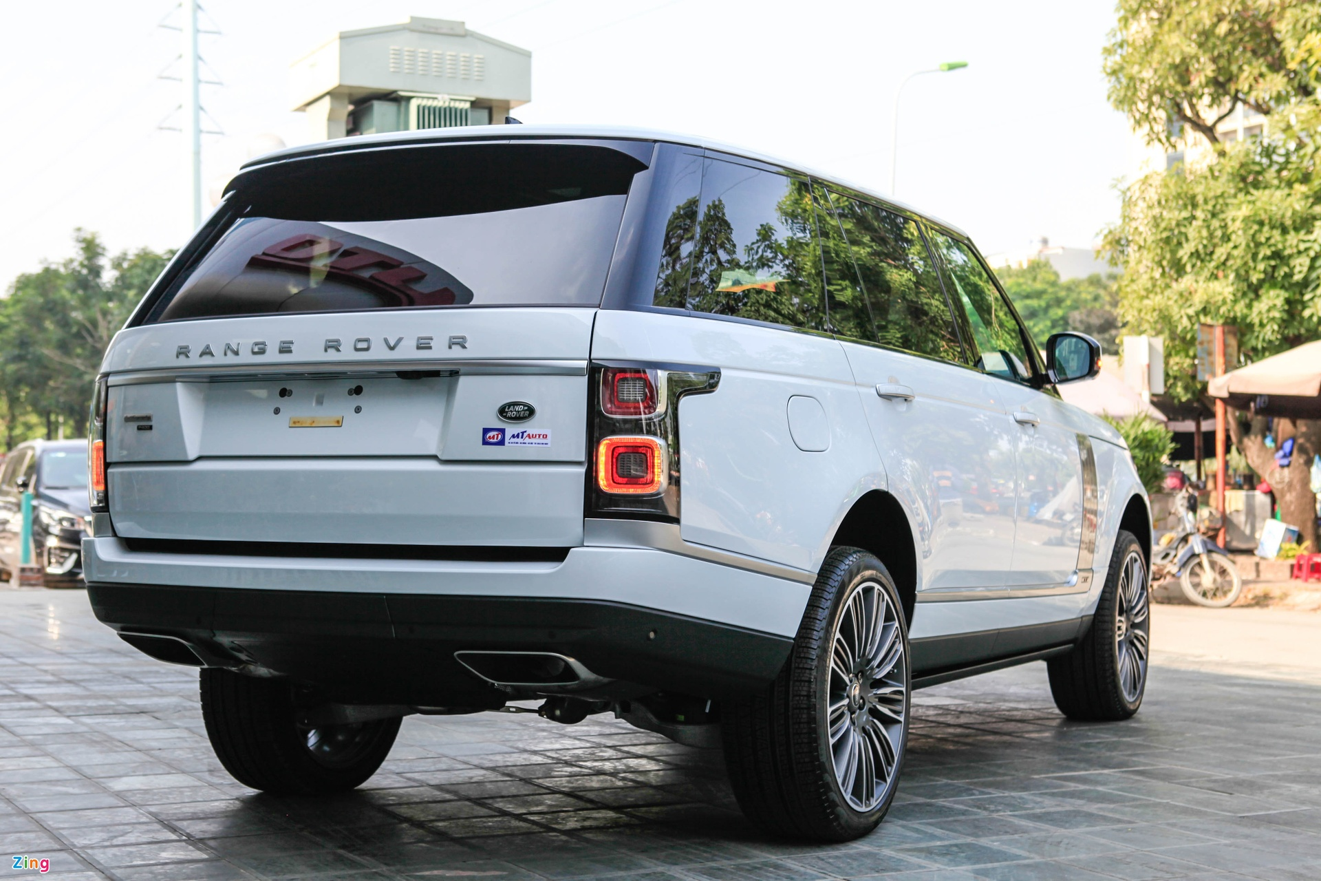 Chi tiet Range Rover Autobiography LWB 2020 anh 3
