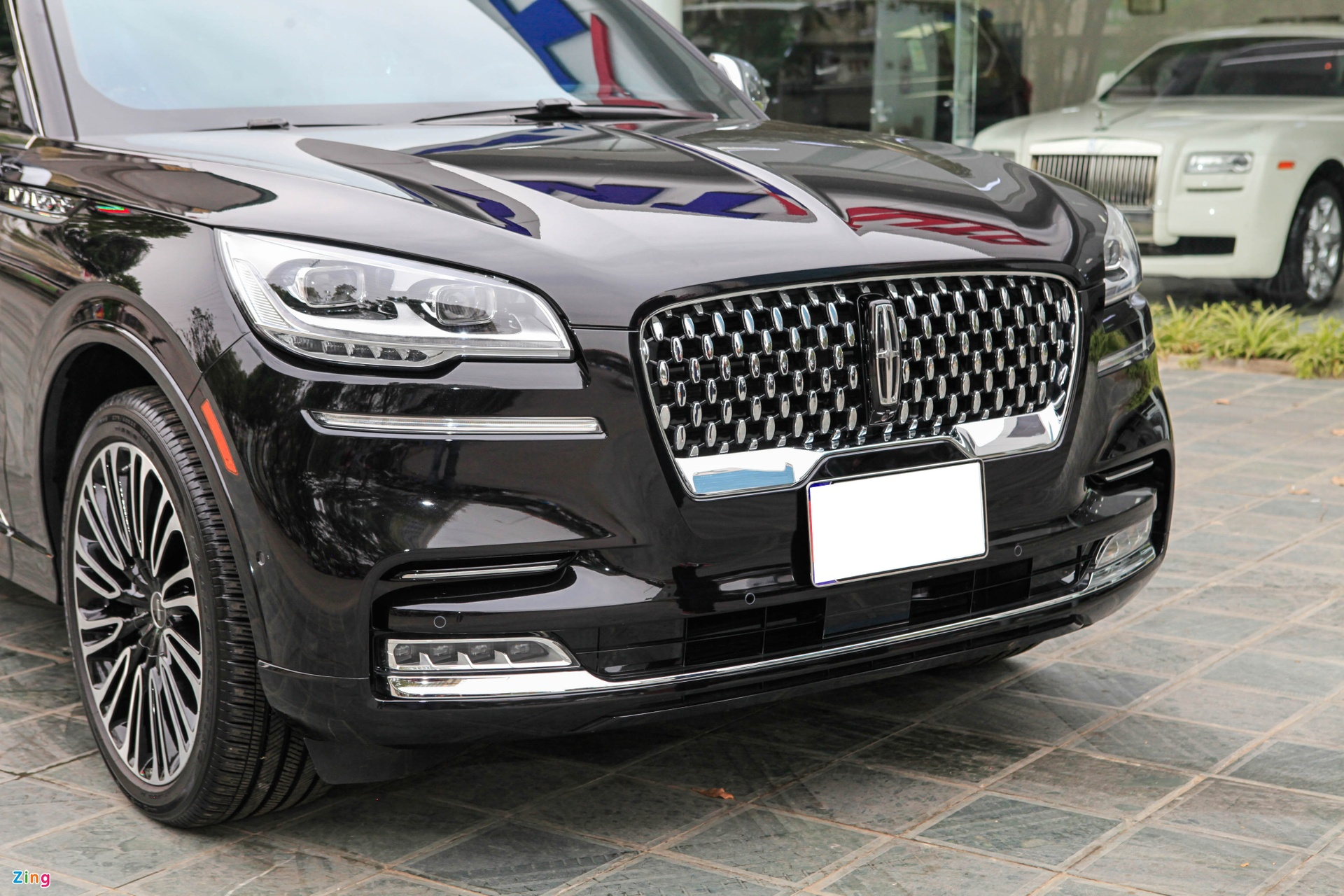 Chi tiet Lincoln Aviator Black Label - SUV 7 cho gia hon 6 ty dong anh 7