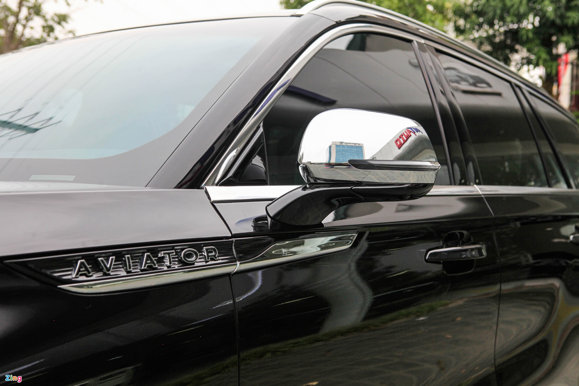 Chi tiet Lincoln Aviator Black Label - SUV 7 cho gia hon 6 ty dong anh 11