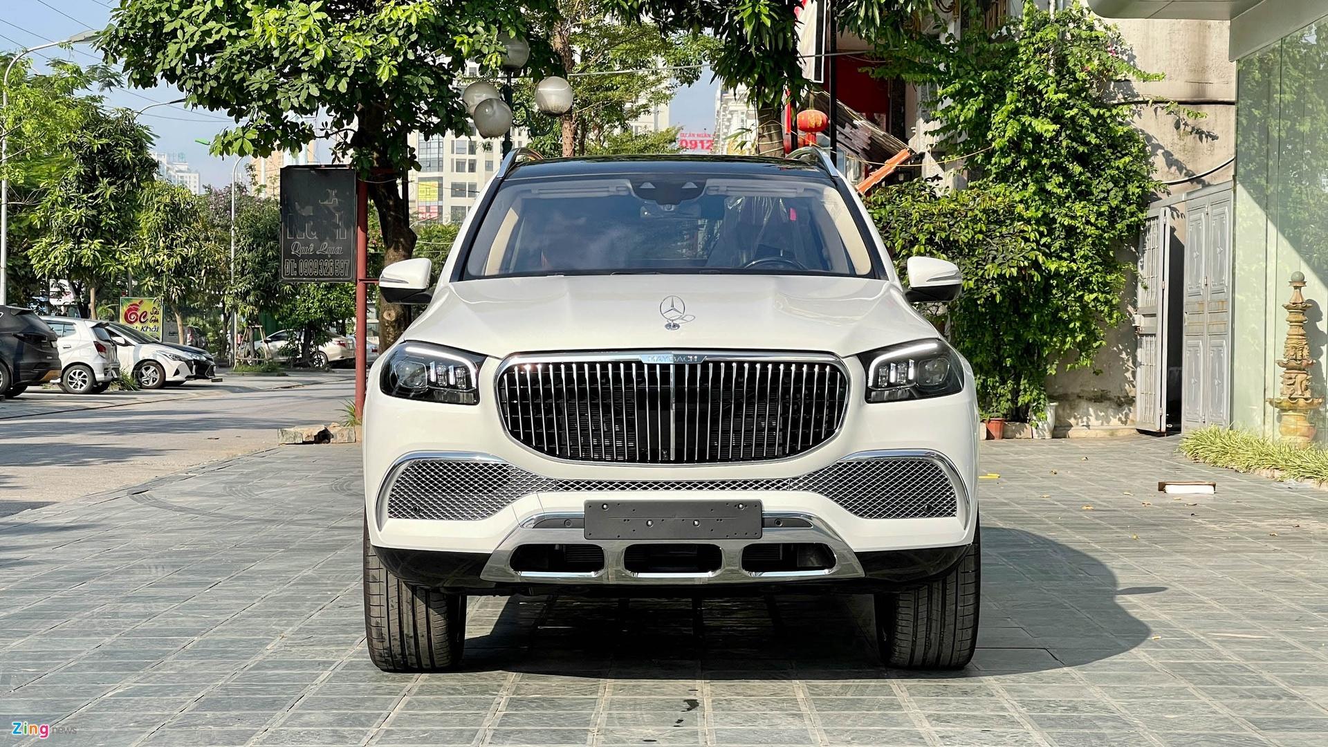 Mercedes-Maybach GLS 600 tai Viet Nam anh 4
