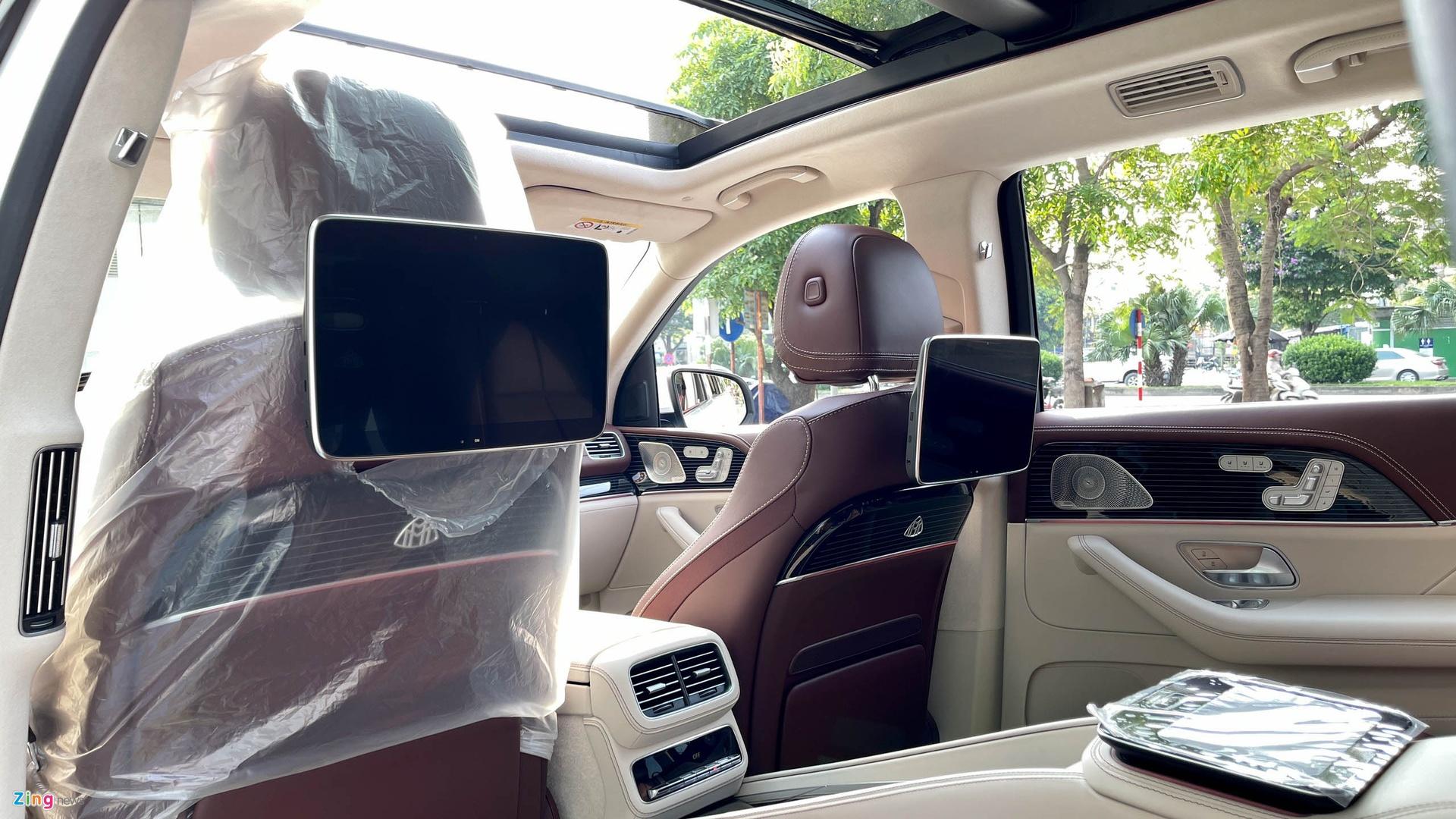 Mercedes-Maybach GLS 600 tai Viet Nam anh 22