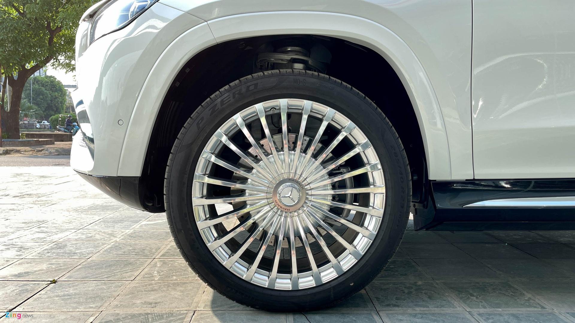 Mercedes-Maybach GLS 600 tai Viet Nam anh 30