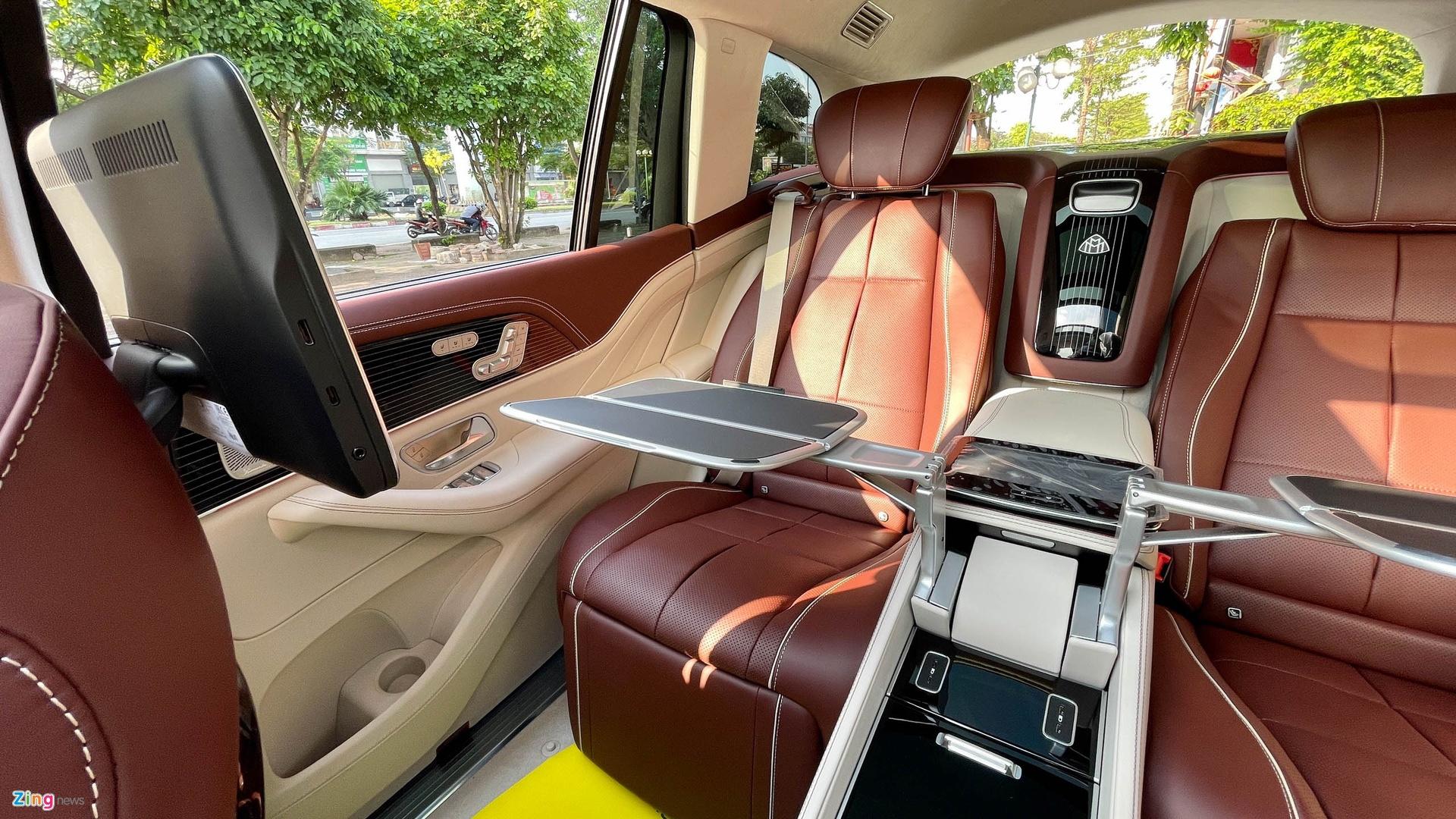 Mercedes-Maybach GLS 600 tai Viet Nam anh 23
