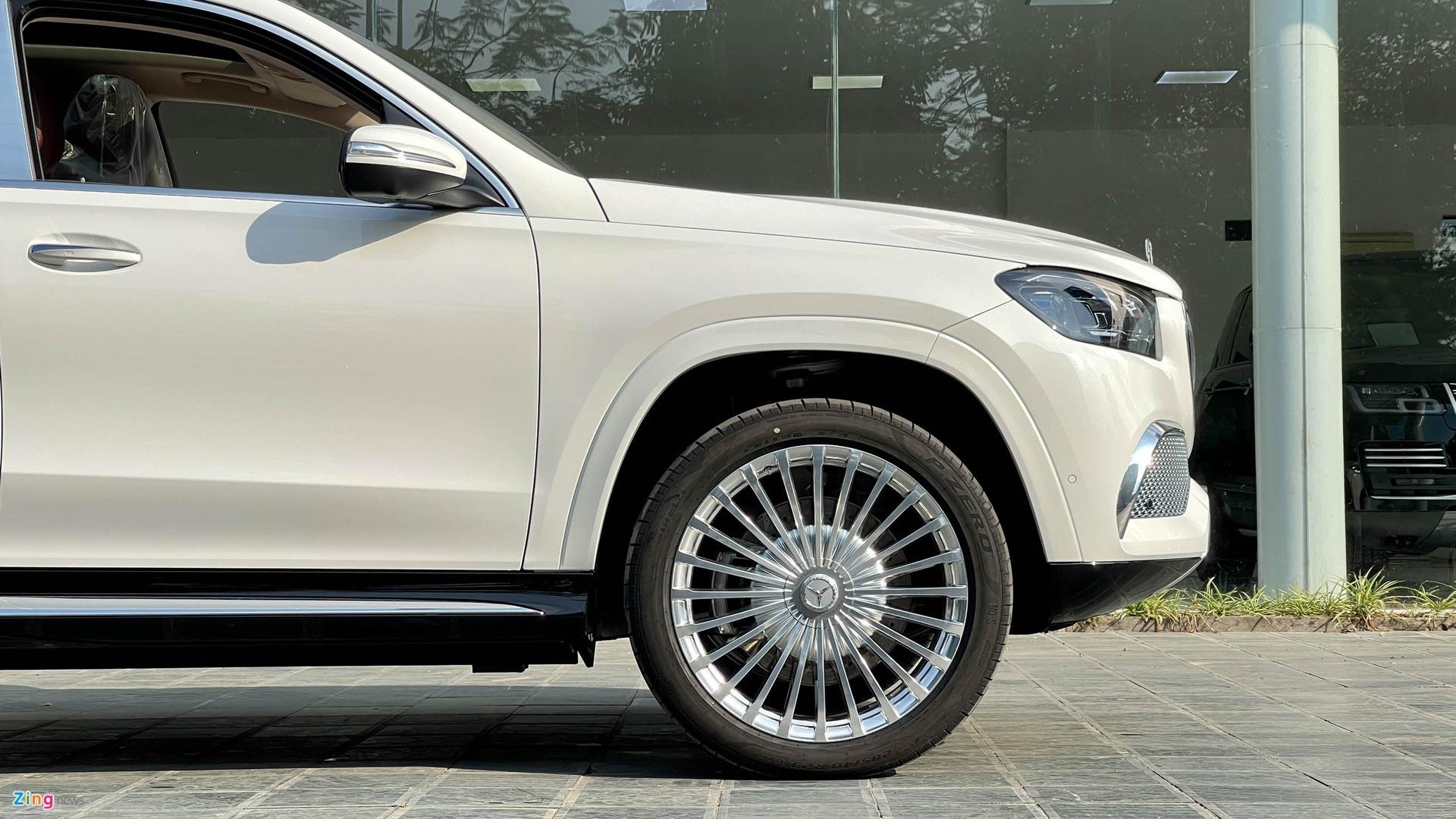 Mercedes-Maybach GLS 600 tai Viet Nam anh 10