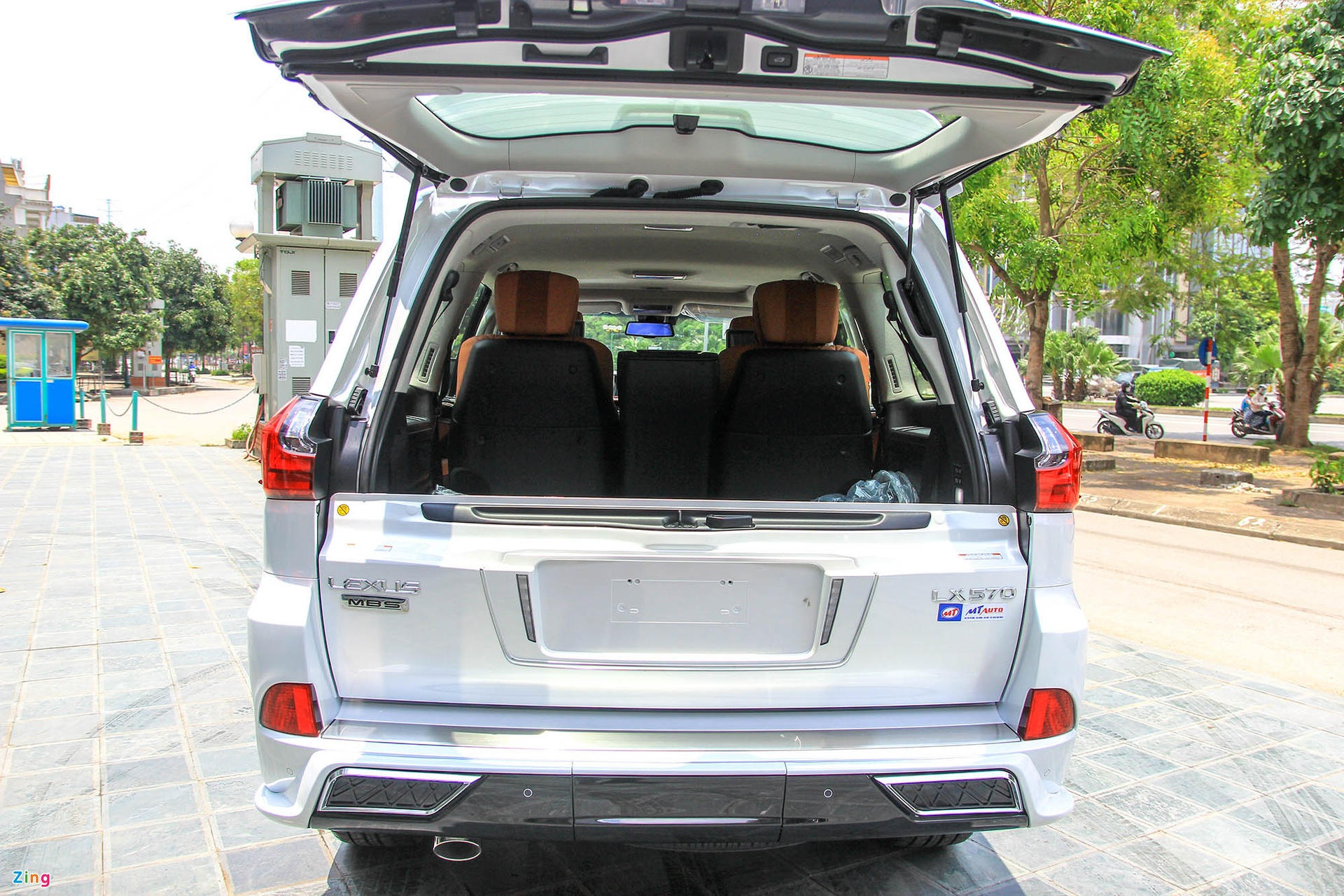 Lexus LX570 Supersport do MBS anh 6