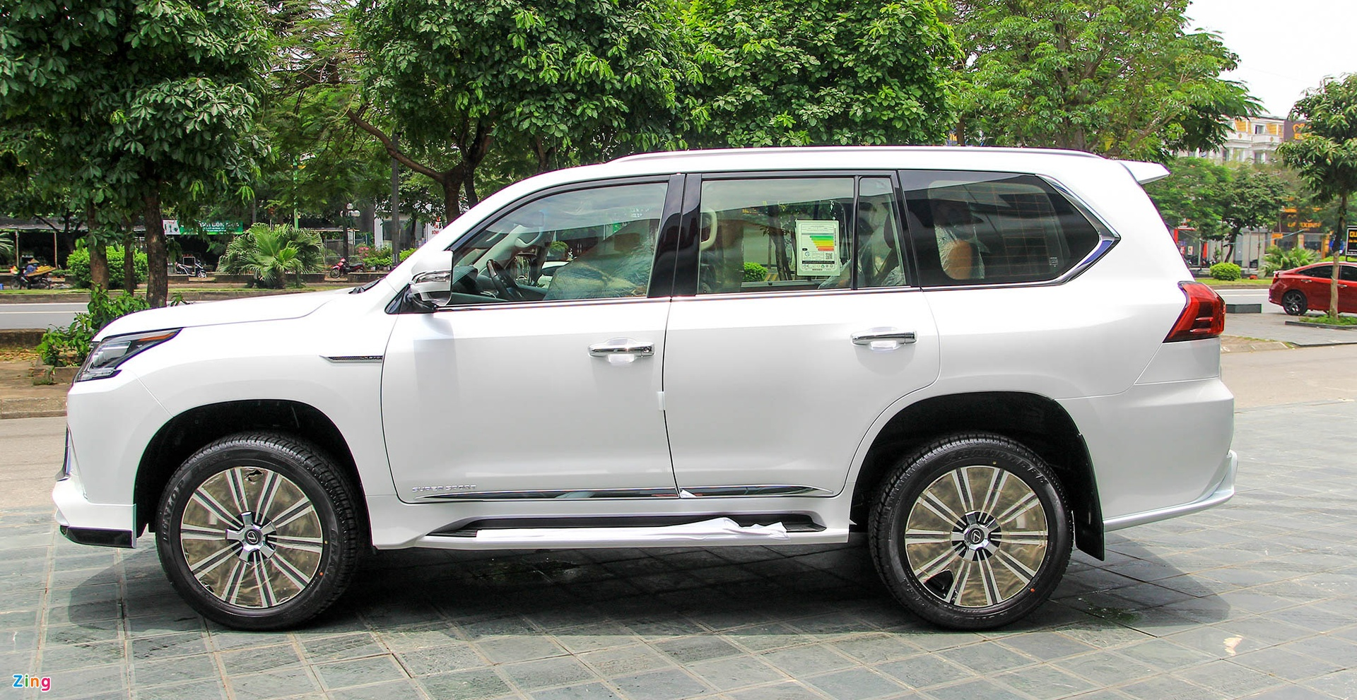 Lexus LX570 Supersport do MBS anh 2