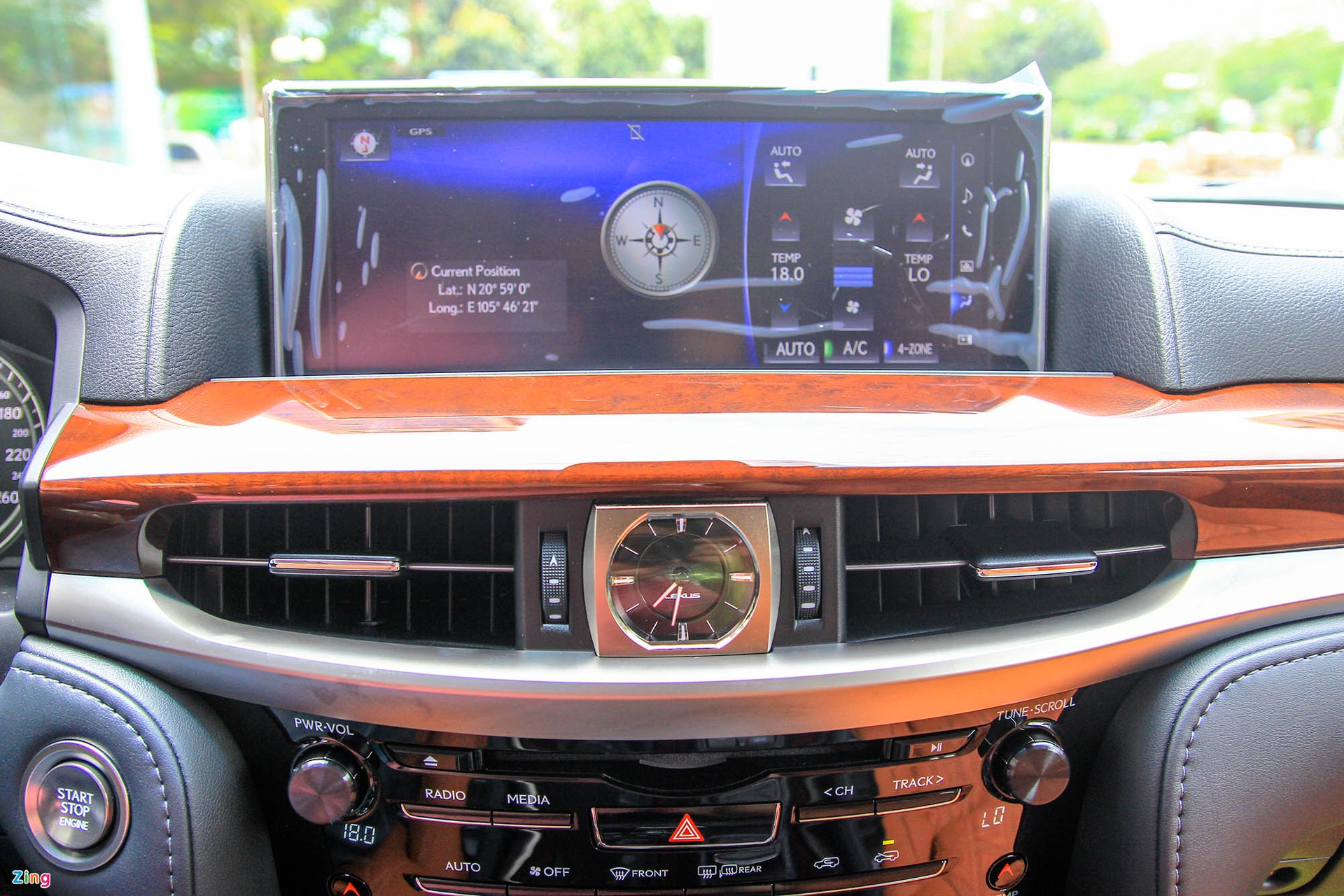 Lexus LX570 Supersport do MBS anh 11