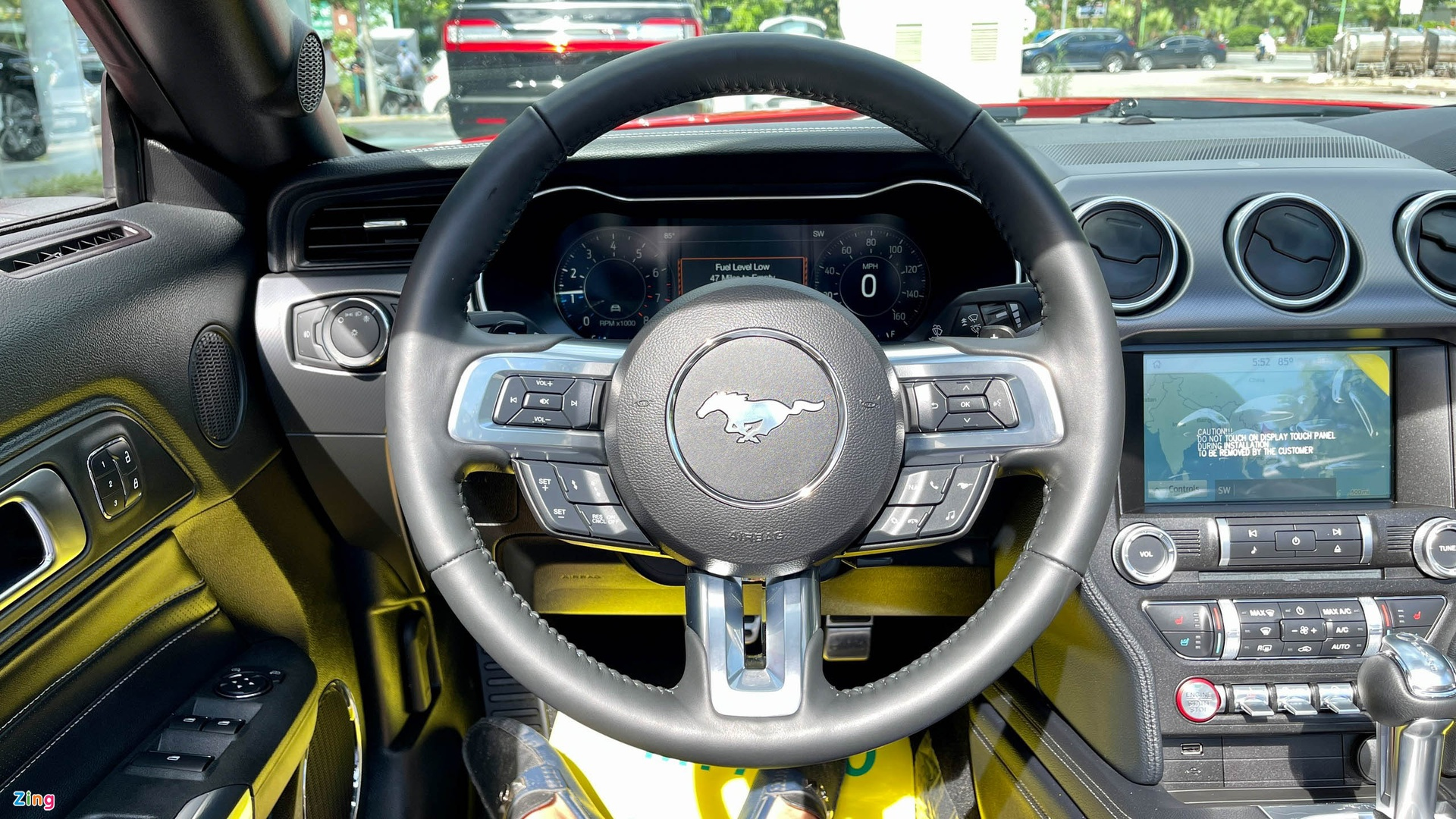Ford Mustang 2021 tai Viet Nam anh 19