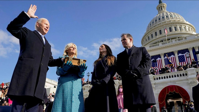 Vi sao chinh quyen Biden khong bi ro ri thong tin? anh 3