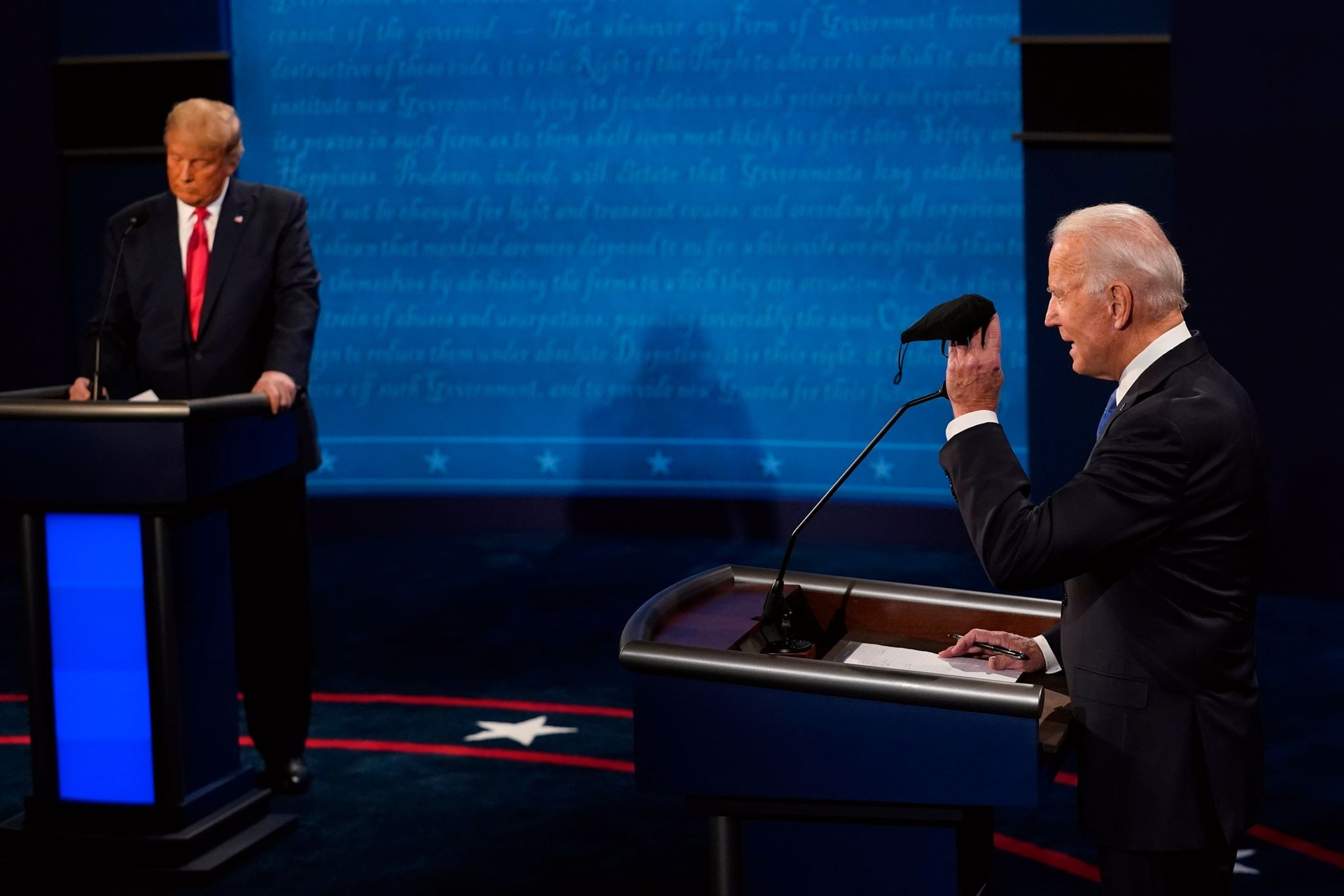 ong Biden tim cach thoat khoi Trump anh 3