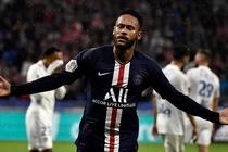 Bi CDV Lyon thoa ma, Neymar van co loi dap tra danh thep hinh anh