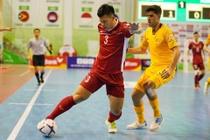 Tuyen futsal Viet Nam thang thuyet phuc Australia 2-0 hinh anh