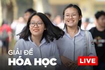 Bai giai de thi Hoa hoc THPT quoc gia 2019 hinh anh