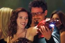 Iron Man xuat hien trong phim ve Black Widow? hinh anh