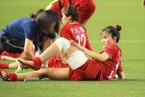Chuong Thi Kieu nhan du tien thuong SEA Games va da ve que an Tet hinh anh