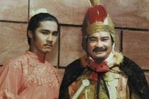 Ly Huynh va gia toc the luc cua dong phim 'my an lien' nhung nam 90 hinh anh