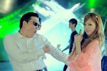 Dieu nhay ngo ngan 'Gangnam Style' va su cay dang o 'Ky sinh trung' hinh anh