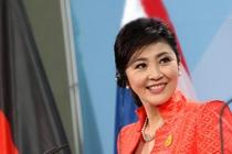 Nu thu tuong xinh dep cua Thai Lan va su nghiep song gio hinh anh