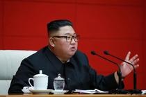 Ong Kim Jong Un bo nhiem thu tuong moi giua khung hoang kep hinh anh