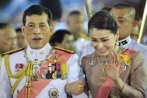 Dong thai hiem thay cua nha vua Thai Lan hinh anh