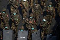 Ngoai truong Singapore: ASEAN se len an bao luc o Myanmar hinh anh