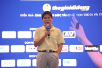 Ong Nguyen Duc Tai roi ghe CEO cua tap doan The gioi Di dong hinh anh