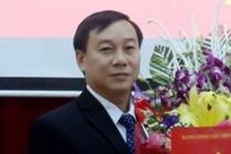 Chu tich UBND TP Yen Bai Hoang Xuan Dan dot tu hinh anh