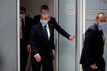 Cuu Tong thong Phap Nicolas Sarkozy bi ket an 3 nam tu hinh anh