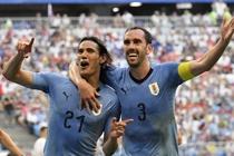 Uruguay 4-0 Ecuador: Cavani, Suarez toa sang hinh anh