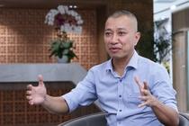 CEO Bach hoa Xanh: 'Mo cua hang ban rau, thang thu 2 ty nghe dien ro' hinh anh
