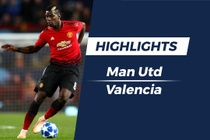 Highlights MU - Valencia: 'Quy do' gay that vong hinh anh