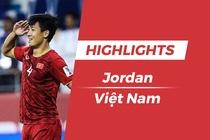 Highlights Asian Cup 2019: Jordan 1-1 Viet Nam hinh anh