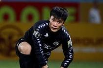 Bui Tien Dung 2 lan chon chan trong tran thua cua CLB Ha Noi hinh anh