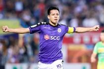 CLB Ha Noi vao chung ket AFC Cup khu vuc DNA hinh anh