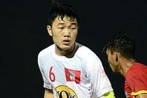 HAGL 0-0 SLNA: Xuan Truong da cap Tuan Anh hinh anh