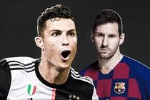 Ronaldo lam dieu Messi khong the trong 9 nam qua hinh anh