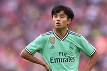 Real Madrid chia tay tai nang tre nguoi Nhat Ban hinh anh