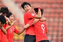 U23 Australia 0-1 Han Quoc: Thay tro Kim Hak-bum ap dao doi thu hinh anh
