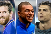 Mbappe: 'Qua muon de duoc nhu Messi, toi chi muon ngang tam Ronaldo' hinh anh