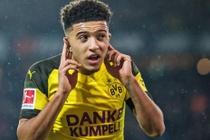 Paderborn 1-4 Dortmund: Sancho ruc sang hinh anh