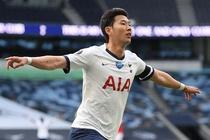 Son Heung-min ruc sang giup Tottenham nguoc dong ha Arsenal hinh anh