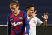 Cau thu Barca noi gian khi Coutinho nang ty so len 8-2 hinh anh