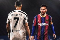 Ronaldo doi dau Messi tu vong bang Champions League hinh anh