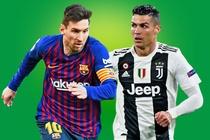 Boc tham Champions League: Ronaldo dung do Messi tu vong bang hinh anh