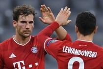 Bayern vui dap Atletico Madrid hinh anh