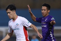 Viettel vs CLB Ha Noi: Tran derby quyet dinh ngoi dau hinh anh