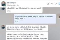 Xac minh su viec giang vien dai hoc goi y nu sinh di khach san hinh anh