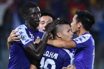 CLB Ha Noi lap thanh tich chua tung co tai AFC Cup hinh anh