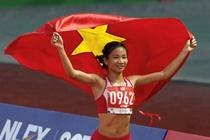 SEA Games: Doan Viet Nam gianh duoc 92 HCV, vuot Thai Lan tren BXH hinh anh
