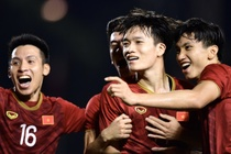SEA Games: U22 Viet Nam tranh HCV voi Indonesia hinh anh